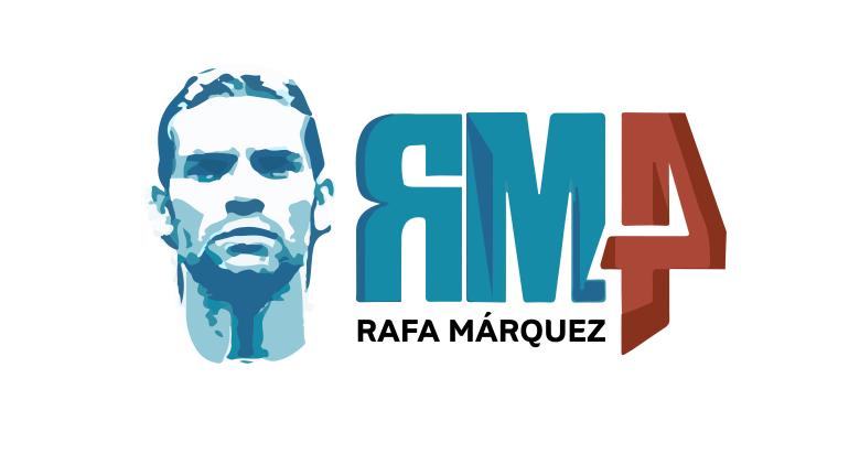 logotipo Rafa Márquez