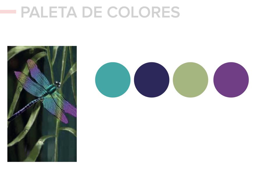 Paleta colores Gigi V