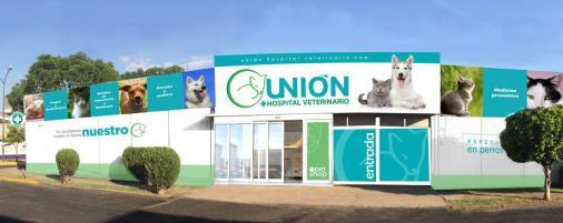 UNIÓN veterinaria primer plano